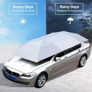 Dream House car sunshade tent
