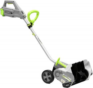 Earthwise SN74016 40-Volt Cordless Electric Snow Shovel