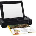 Epson Workforce WF-100 Wireless Mobile Printer, Amazon Dash Replenishment Enabled