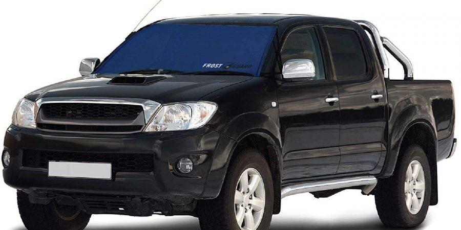 Frostgaurd ProTec premium winter windshield cover