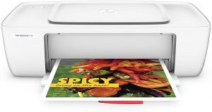 HP Deskjet 1112 Compact Printer