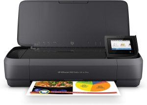 Portable Color Printer