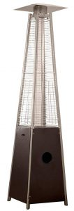 Hiland HLDS01-WGTHG pyramid patio propane heater