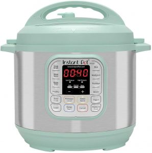 Instant Pot Duo 60 TEAL 6 Qt 7-in-1 Multi-Use Programmable Pressure