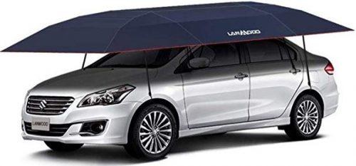 LANMODO Pro semi-auto car tent