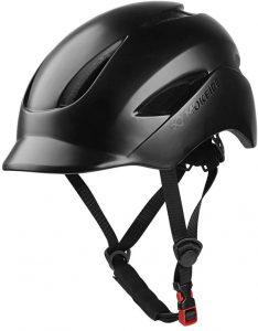 MOKFIRE Adult Bike Helmet That's Light, Cool & Sleek, Cycling Helmet CPSC and CE Certified