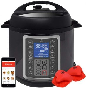 Mealthy MultiPot 9-in-1 Programmable Pressure Cooker 6 Quarts