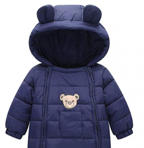 Ohrwurm Infant Toddler's Onesie Down Jacket Baby Cute