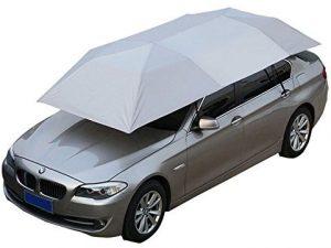 Reliancer car tent semi-automatic car tent