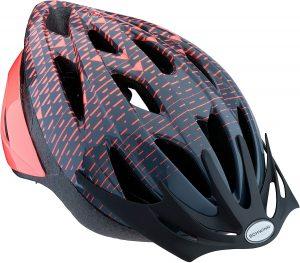 Schwinn Thrasher Lightweight Microshell Bicycle Helmet Featuring 360 Degree Comfort System