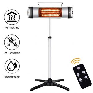 Sundate outdoor heater