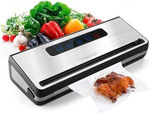 Upgraded vacuum sealer machine by toyuugo