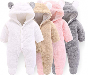 Snowsuits For Baby Girl