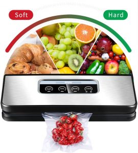 Vacuum sealer machine by Winjoy