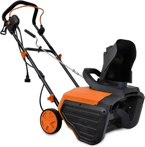 WEN 5662 Snow Blaster 18-Inch 13.5-Amp Electric Snow Thrower
