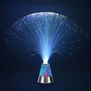 Weiduka® Multicolor Fiber Optic Light Colourful Changing Lamp