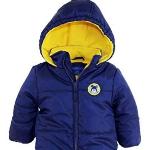 iXtreme Baby Boys' One-Piece Puffer Winter Snowsuit