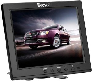Eyoyo 8 Inch HDMI Monitor for another tech device.