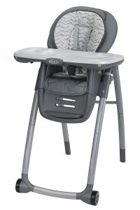 Graco Table2Table Premier Fold 7 in 1 Convertible High Chair | Converts to Dining Booster Seat