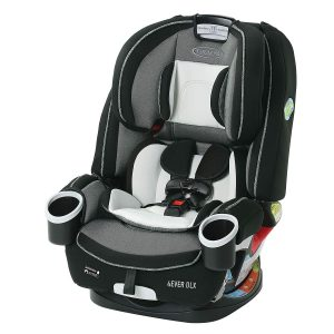 Graco 4Ever DLX 4 in 1 Car Seat is built for Infant or Toddler with 10 Years Life Span.