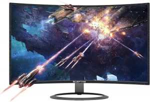 "Sceptre 27"" Curved 75Hz LED Monitor"