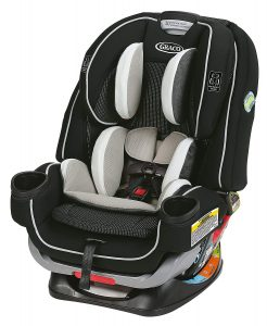 4Ever Extend2Fit 4 in 1 Car Seat is a Rear Facing Longer Car Seat