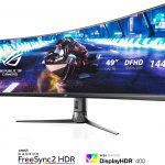 "Asus ROG Strix XG49VQ 49"" Curved Gaming FreeSync Monitor"