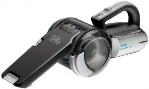 BLACK+DECKER 20V MAX Handheld Vacuum, Cordless, Grey