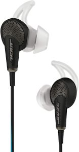 Bose QuietComfort 20 is compatible with Apple Devices and other android devices.