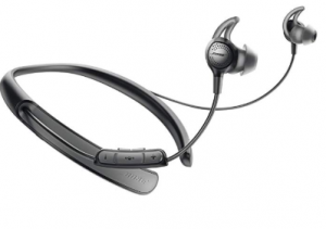 Bose QuietControl 30 is stylish and nice earphones with neckband and lace.