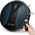 Coredy Robot Vacuum Cleaner, Fully Upgraded, Boundary Strip Supported