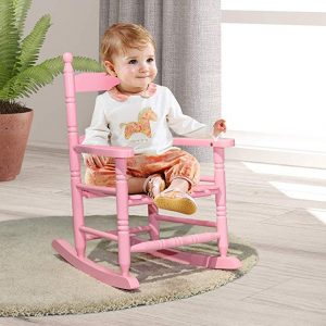 Costzon rocking chair for toddler and kids.