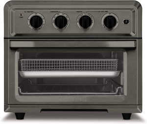 Cuisinart TOA-60BKS Toaster Oven Fryer