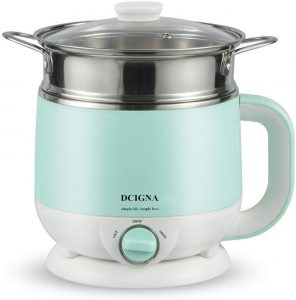DCIGNA Electric Hot Pot Cooker