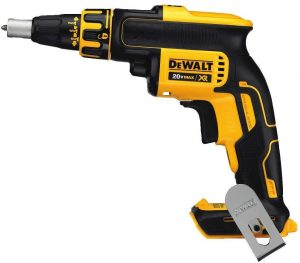 DEWALT 20V MAX XR Drywall Screw Gun, Tool Only