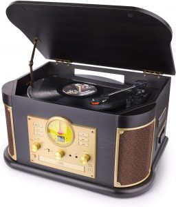 D&L Vintage Record Player