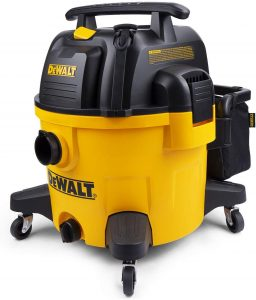Dewalt Poly Wet/Dry Vacuum Cleaners
