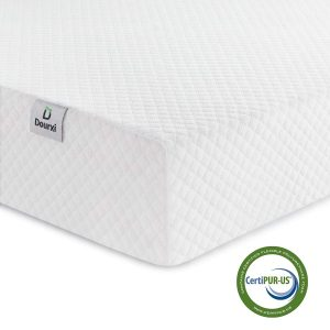 Dourxi Crib Mattress and Toddler Bed Mattress, Dual Sided Sleep System, Firm Side