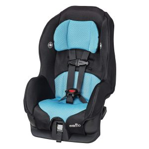Tribute LX is another car seat convertible for seating an infant and baby.