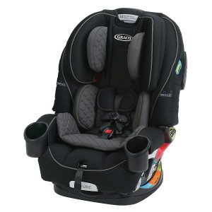 Graco 4Ever 4 in 1 Car Seat is invented with TrueShield Side Impact Technology