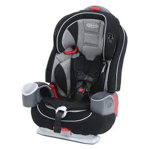 This is a Harness Booster Car Seat for infant and baby.