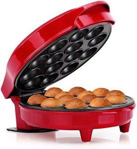 Holstein Housewares HF-09014R Cake Pop Maker