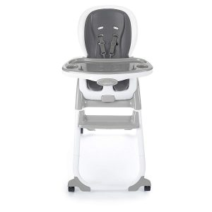 Ingenuity SmartClean Trio Elite 3-in-1 High Chair - Slate - High Chair, Toddler Chair