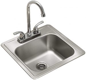 Kindred Steel Utility Sink