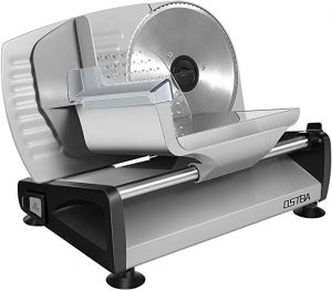 Meat Slicer Electric Deli Food Slicer by OSTBA