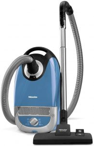 Miele Complete C2 Hard Floor Canister Vacuum Cleaner with SBD285-3 Combination Rug and Floor