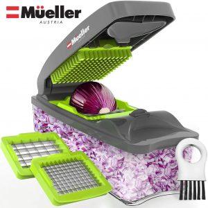 Mueller Onion Chopper pro Vegetable Chopper