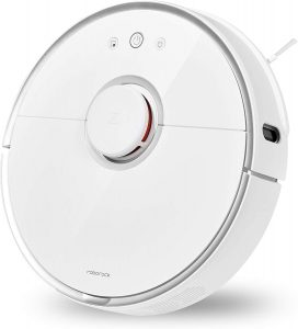 Roborock S5 Robotic Vacuum and Mop Cleaner, 2000Pa Super Power Suction &Wi-Fi