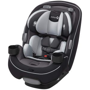 This is a Safety 1ˢᵗ Grow and Go 3-in-1 Convertible Car Seat for infant, baby and children.