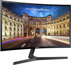 Samsung C27F398 27 Inch Curved LED Monitor